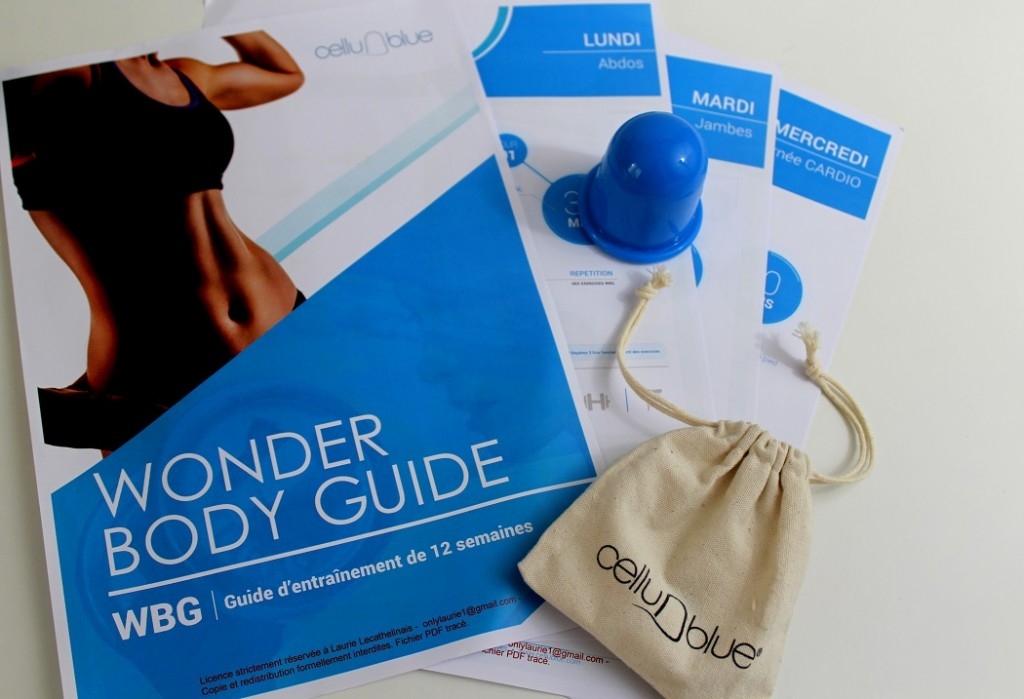 Wonder body guide cellublue