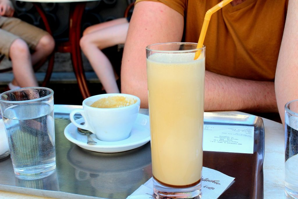 Caffé San't Eustachio rome