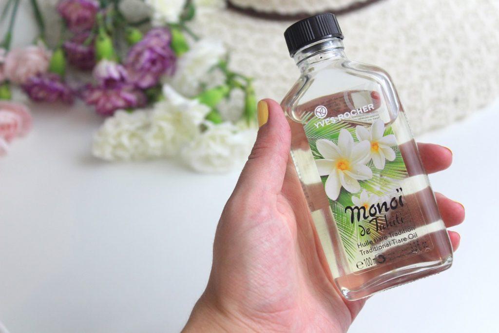monoi huile de tiaré