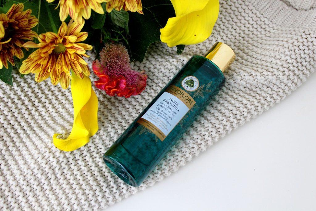 Mon avis sur l'aqua magnifica de chez Sanoflore. Un produit bio parfait pour retrouver une belle peau sans impuretés.