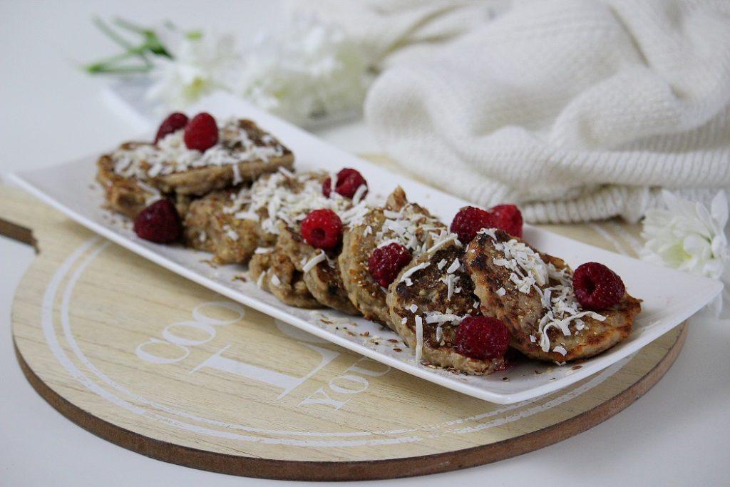 Recette de pancakes vegan. Une recette healthy et gourmande pour le petit déjeuner.