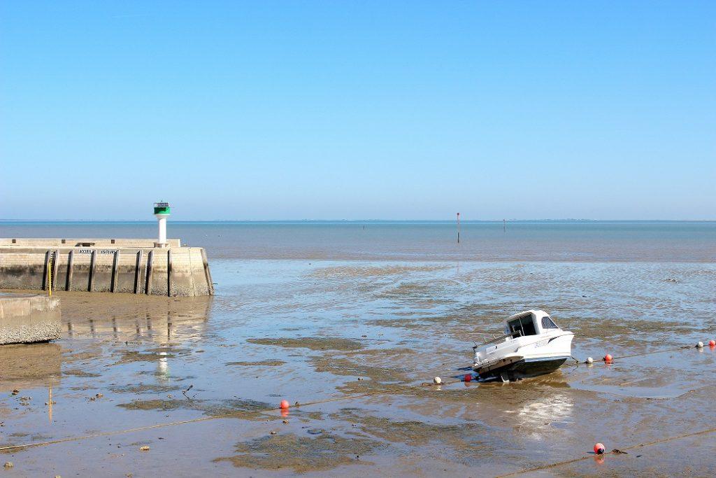 Port de Rivedoux plage.