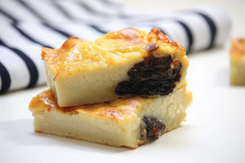 Recette de far breton aux pruneaux. Gourmande et facile à faire.