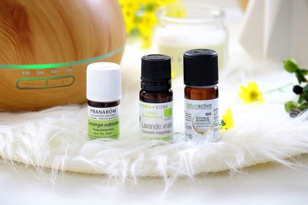 3 huiles essentielles à diffuser pour rester zen - only laurie