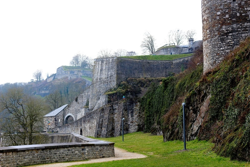 citadelle namur - only laurie