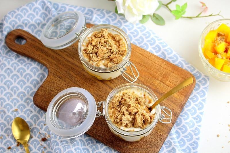 Recette de trifle diététique et facile à faire. Une recette parfaite pour l'été.