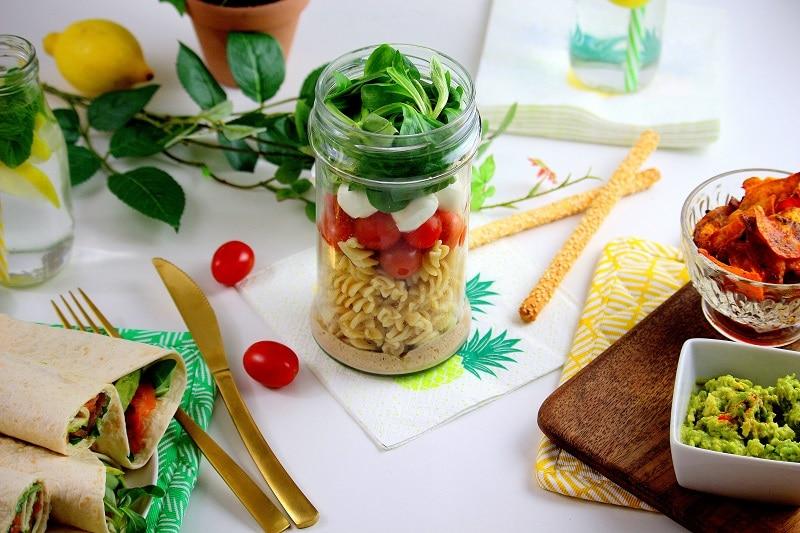 recettes pique nique only laurie