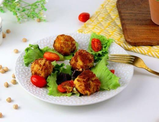 recette falafels only laurie