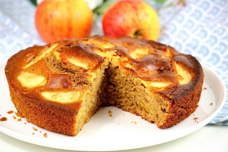 recette gâteau au yaourt pommes ony laurie