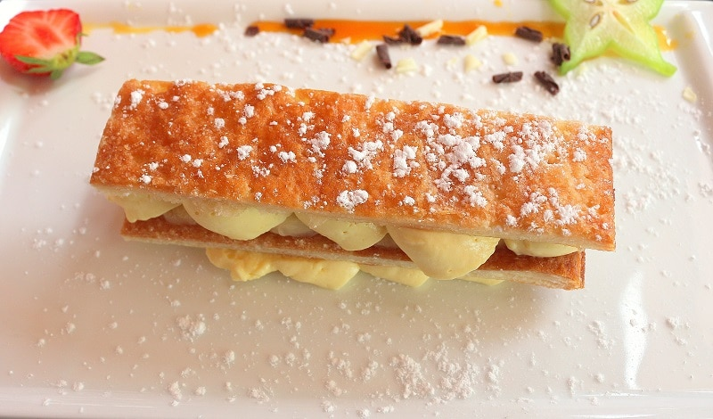 dessert le vivier only laurie