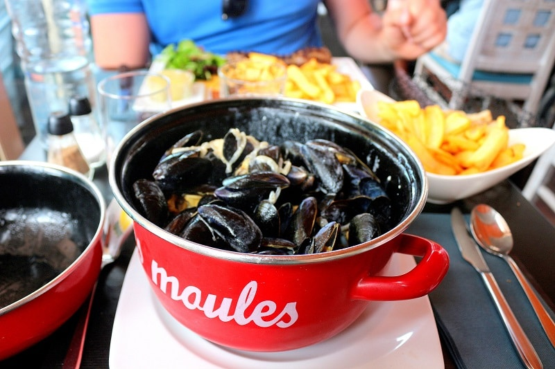 restaurant le vivier erquy only laurie