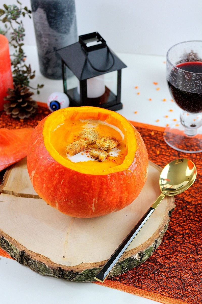 recette soupe automne only laurie