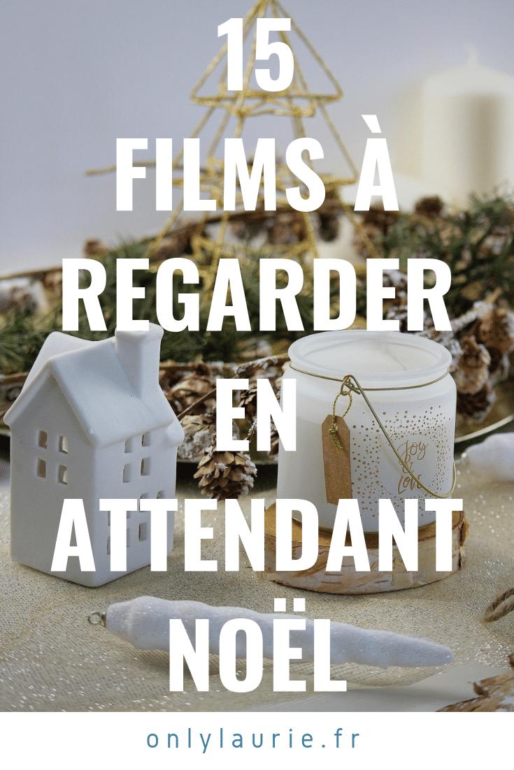 15 Films à regarder en attendant Noël pinterest only laurie