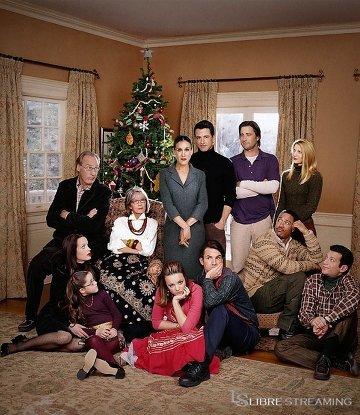 Esprit de famille, une comédie de Noël en famille.