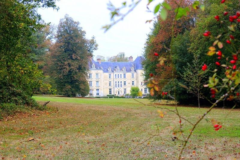 parc du château domaine de villeray only laurie