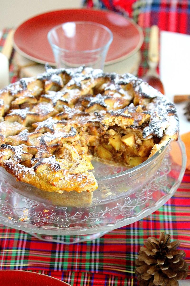 tarte aux pommes américaine only laurie