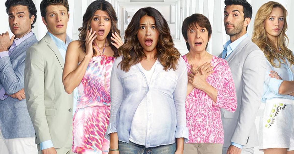 jane the virgin série comique sur Netflix parfaite pour se changer les idées.