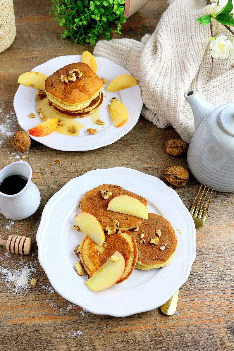 recette pancakes healthy only laurie