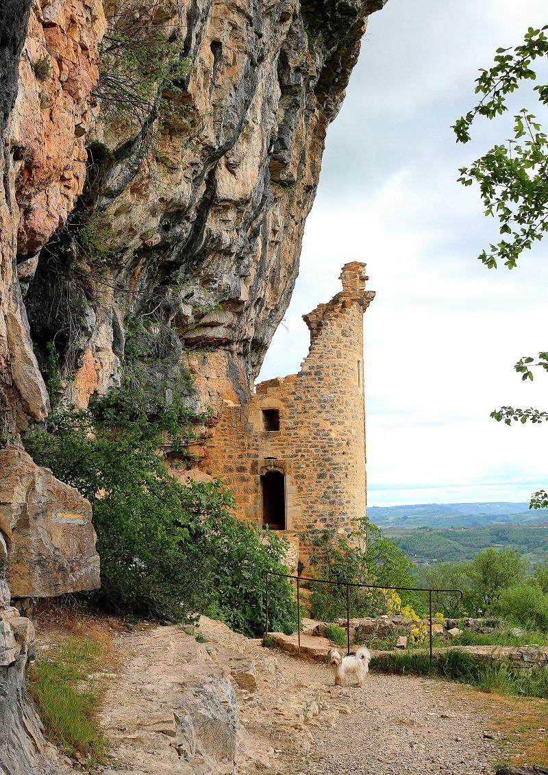 château des anglais autoire only laurie