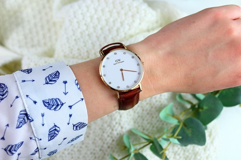 montre daniel wellington vinted only laurie