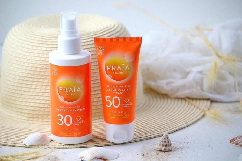 produits solaires bio only laurie