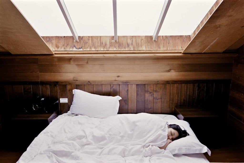 9 astuces pour bien dormie et être en forme toute la journée.