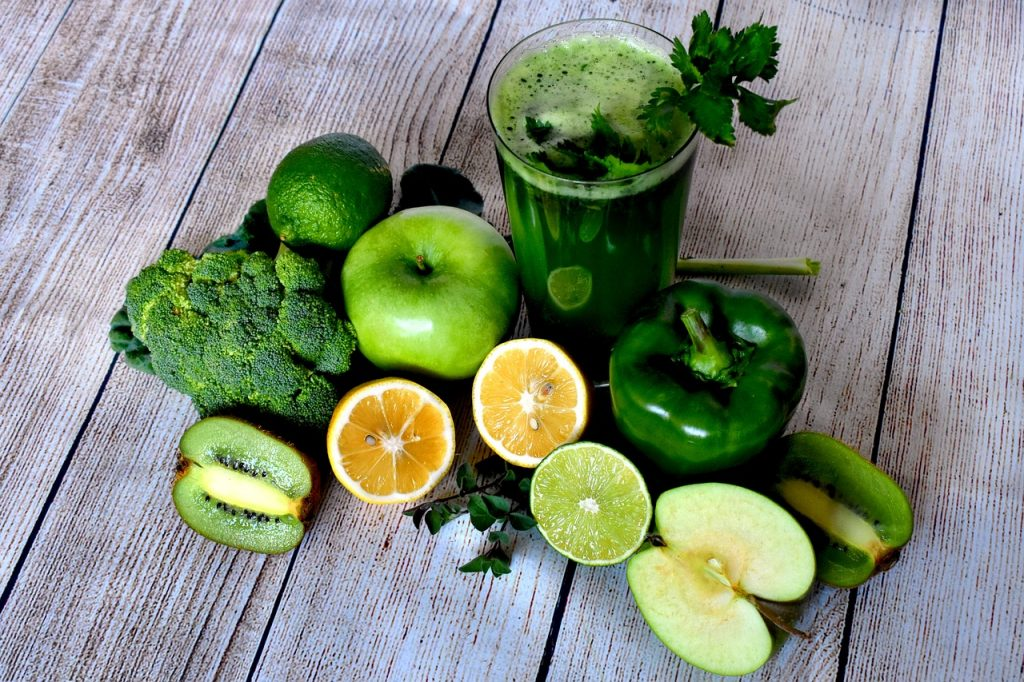 Top des fruits et des légumes pour faire une détox.