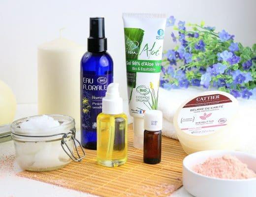 Les cosmétiques bio indispensables à avoir dans sa salle de bain