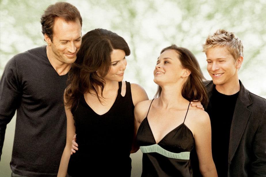 Gilmore girls série feel good sur netflix parfait pour toute la famille.