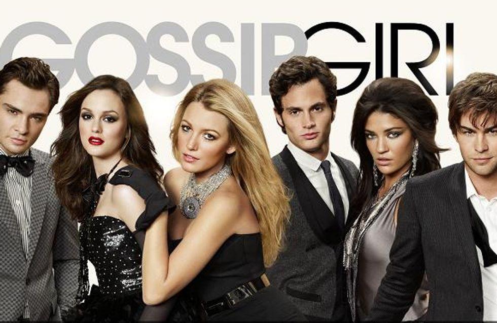 Gossip girls série avec des étudiants new yorkais.