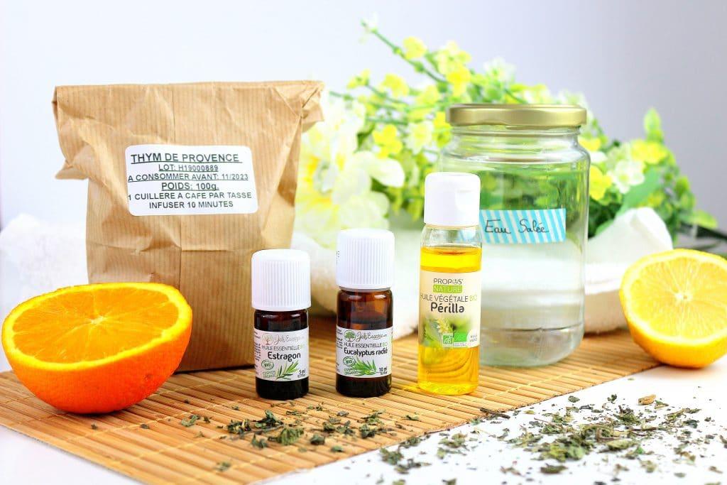 7 Remèdes naturelles pour soulager les allergies saisonnières de printemps.