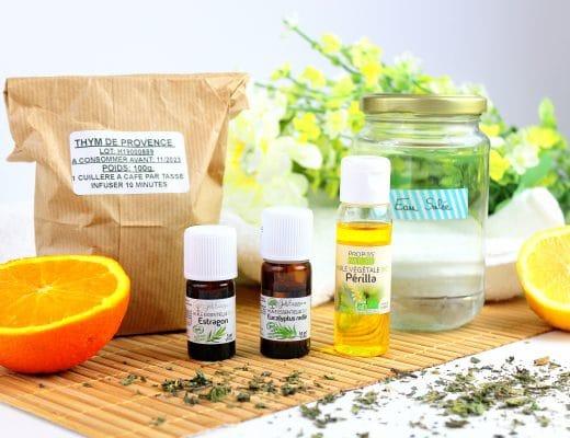 7 Remèdes naturelles pour soulager les allergies saisonnières, rhinie allergique et rhume des foins.