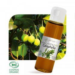 huile de calophylle pour soulager les jambes lourdes.