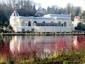 lac et casino bagnoles de l'orne