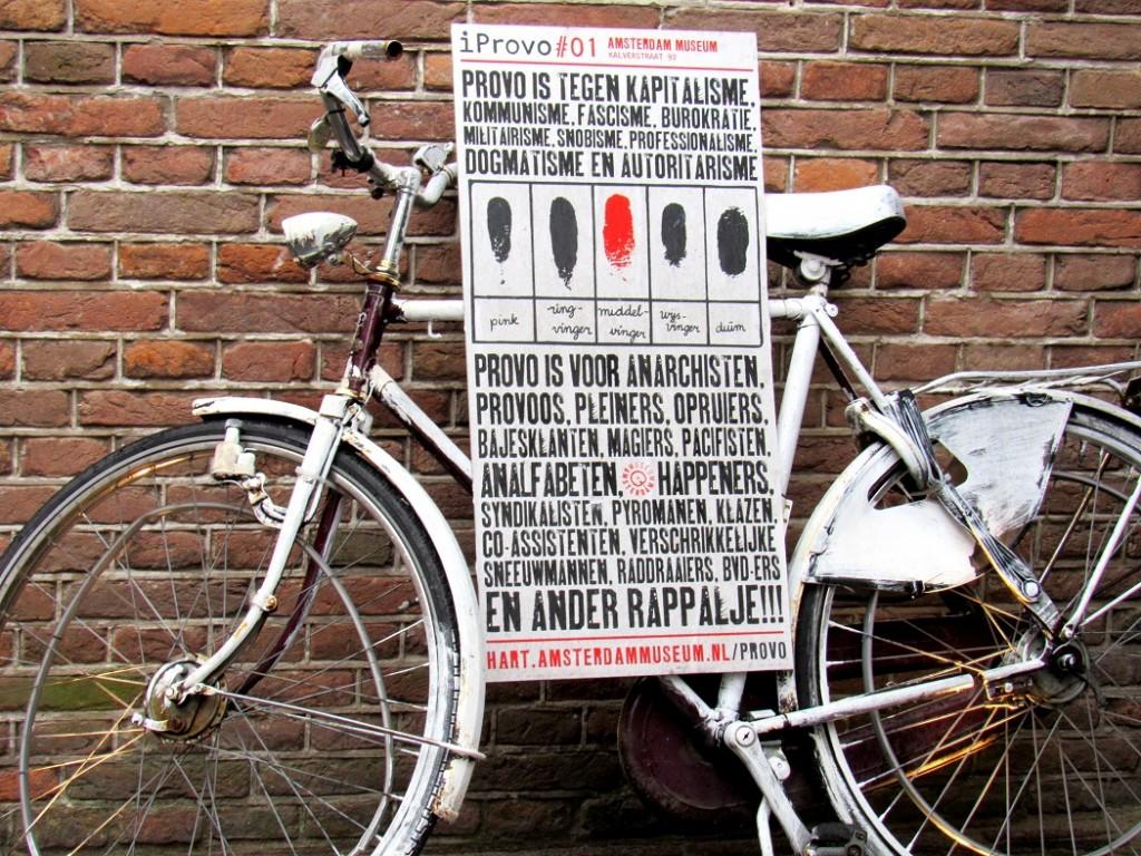 amsterdam et ses vélos