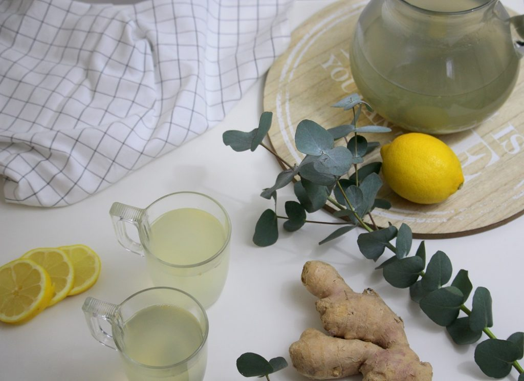 recette tisane only laurie
