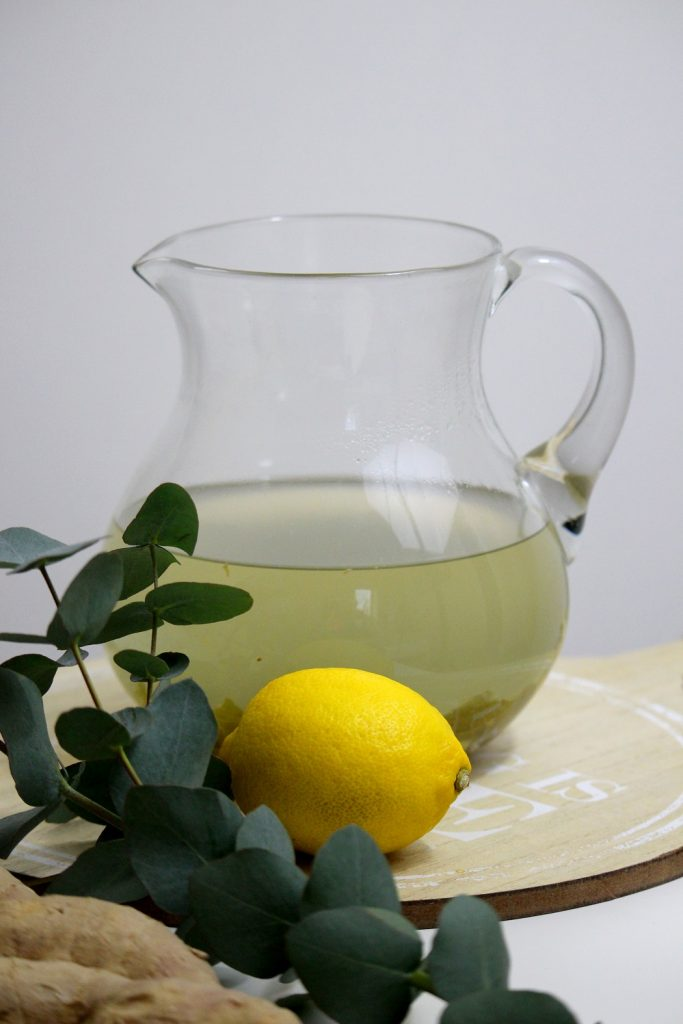 recette infusion detox only laurie