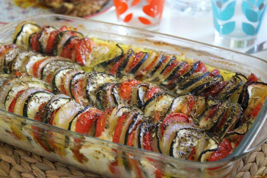Le tian, une recette provençale parfaite pour l'été.