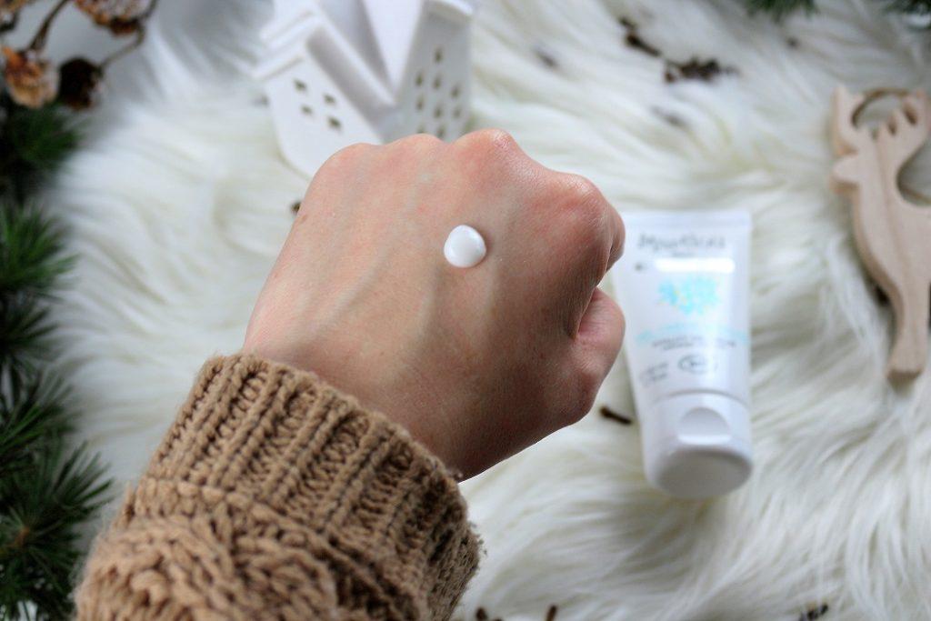 Gel crème bio pour peaux mixtes de chez Marilou bio.