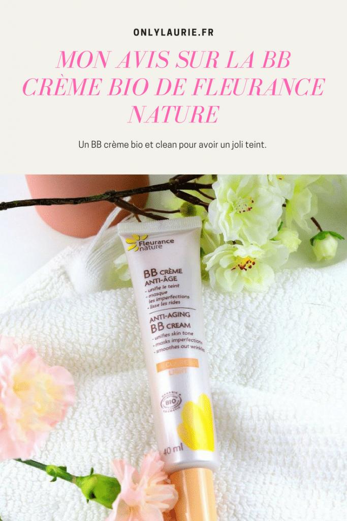 bb crème fleurance nature pinterest only laurie