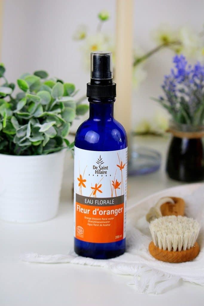 eau florale de fleur d'oranger pour tous types de peaux et acnéiques - only laurie