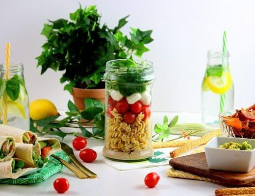 3 recettes faciles et rapides pour un joli pique-nique only laurie