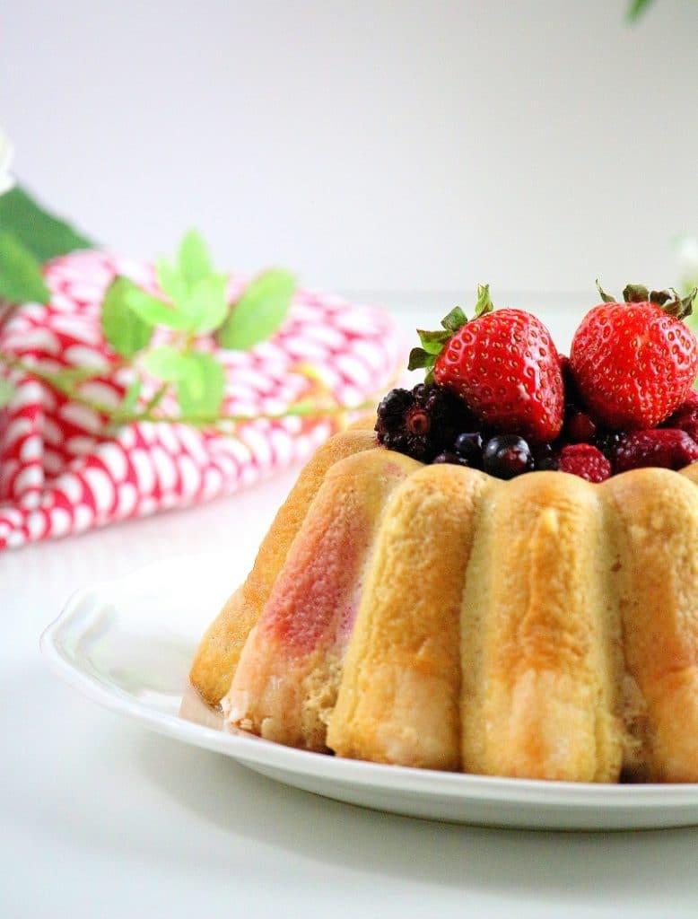 charlotte aux fraises only laurie