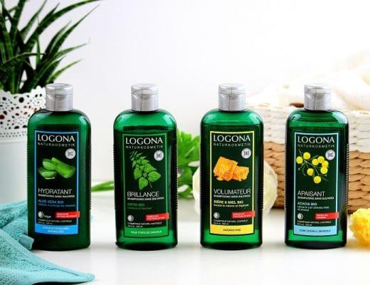 Des shampooings adaptés pour chaque type de cheveux avec Logona only laurie