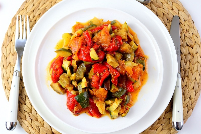 ratatouille healthy only laurie