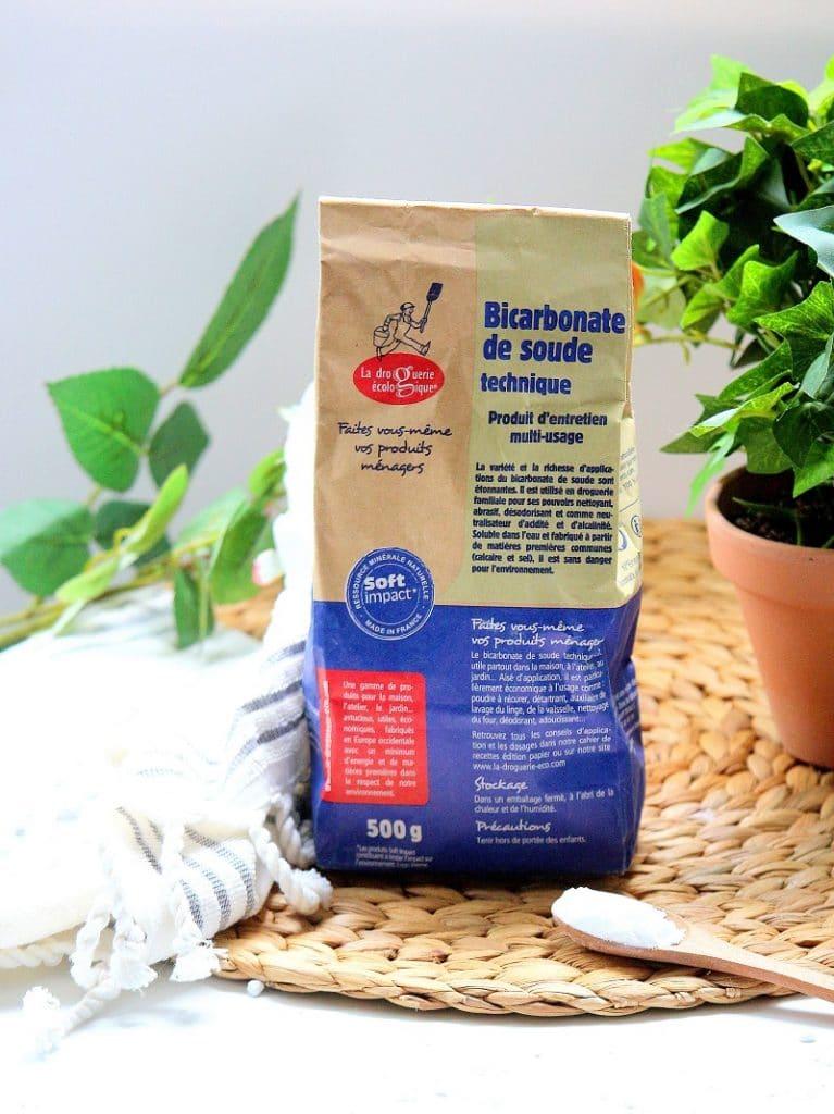 bicarbonate de sodium only laurie
