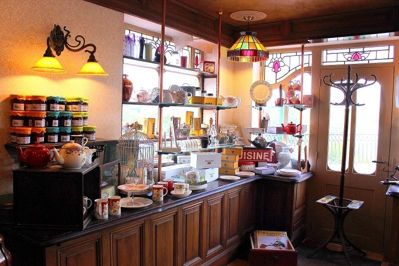 intérieur la maison du biscuit only laurie