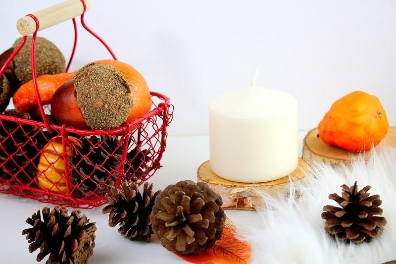 décoration automne only laurie