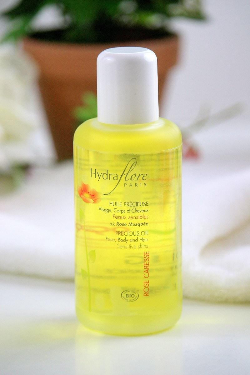 huile beauté hydraflore only laurie