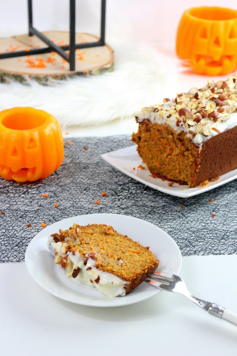 recette carrot cake only laurie